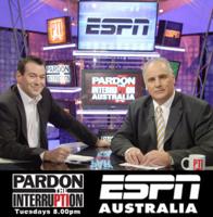 Podcast cover art for ESPN: PTI Australia