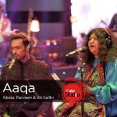 Aaqa  Coke Studio Season 9  Abida Parveen & Ali Sethi - Abida Parveen & Ali Sethi