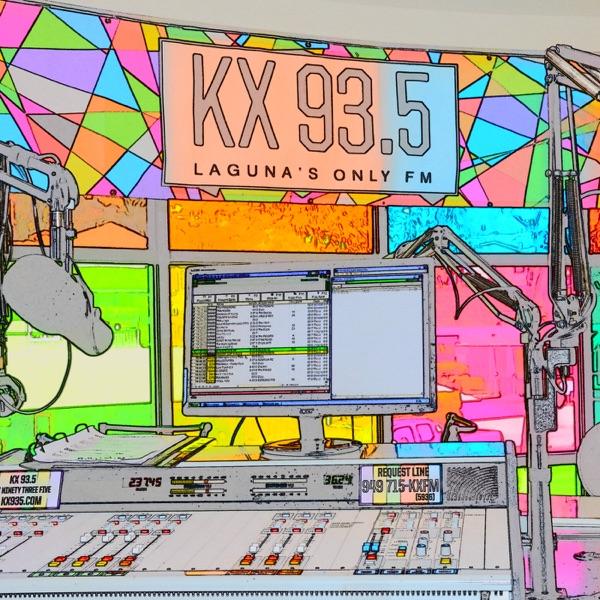 KX 93.5 Live Sets