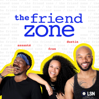 Podcast cover art for The Friend Zone