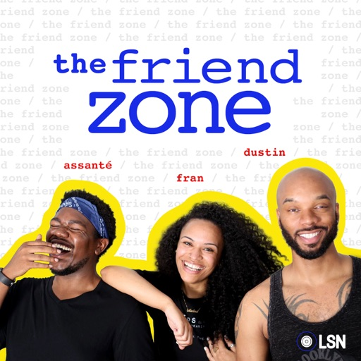 Cover image of The Friend Zone