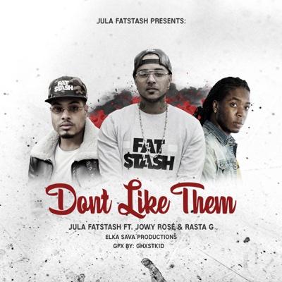 Don't Like Them (feat. Jowy Rosé & Rasta G) - Single - Jula Fatstash album