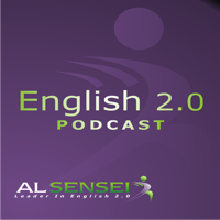 Podcast cover art for English 2.0 Podcast: How to Improve English | ESL | Learn English