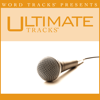 Redeemer (As Made Popular By Nicole C. Mullen) [Performance Track] - Ultimate Tracks