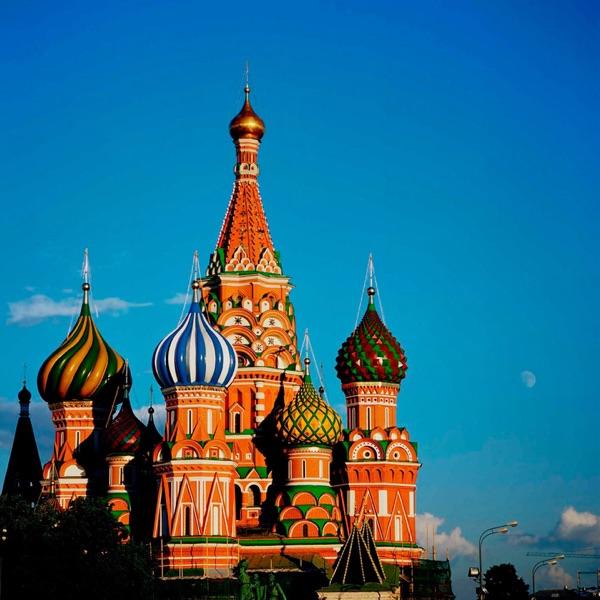梦圆俄罗斯
