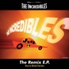 Michael Giacchino - The Incredibles The Remix  EP Album