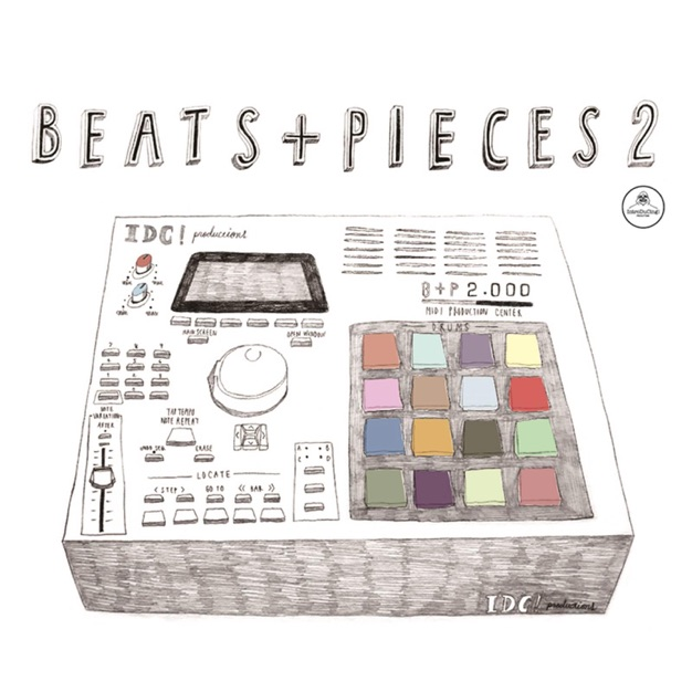 BEATS + PIECES 2