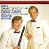 Weber: Clarinet Concertos & Concertino