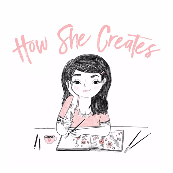 How She Creates Podcast