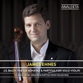 James Ehnes - Prelude from Partita No. 3, BWV 1006