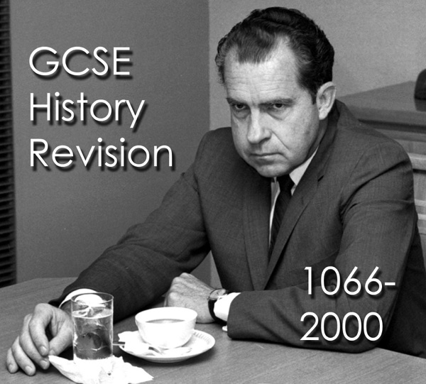 The GCSE History Revision Podcast