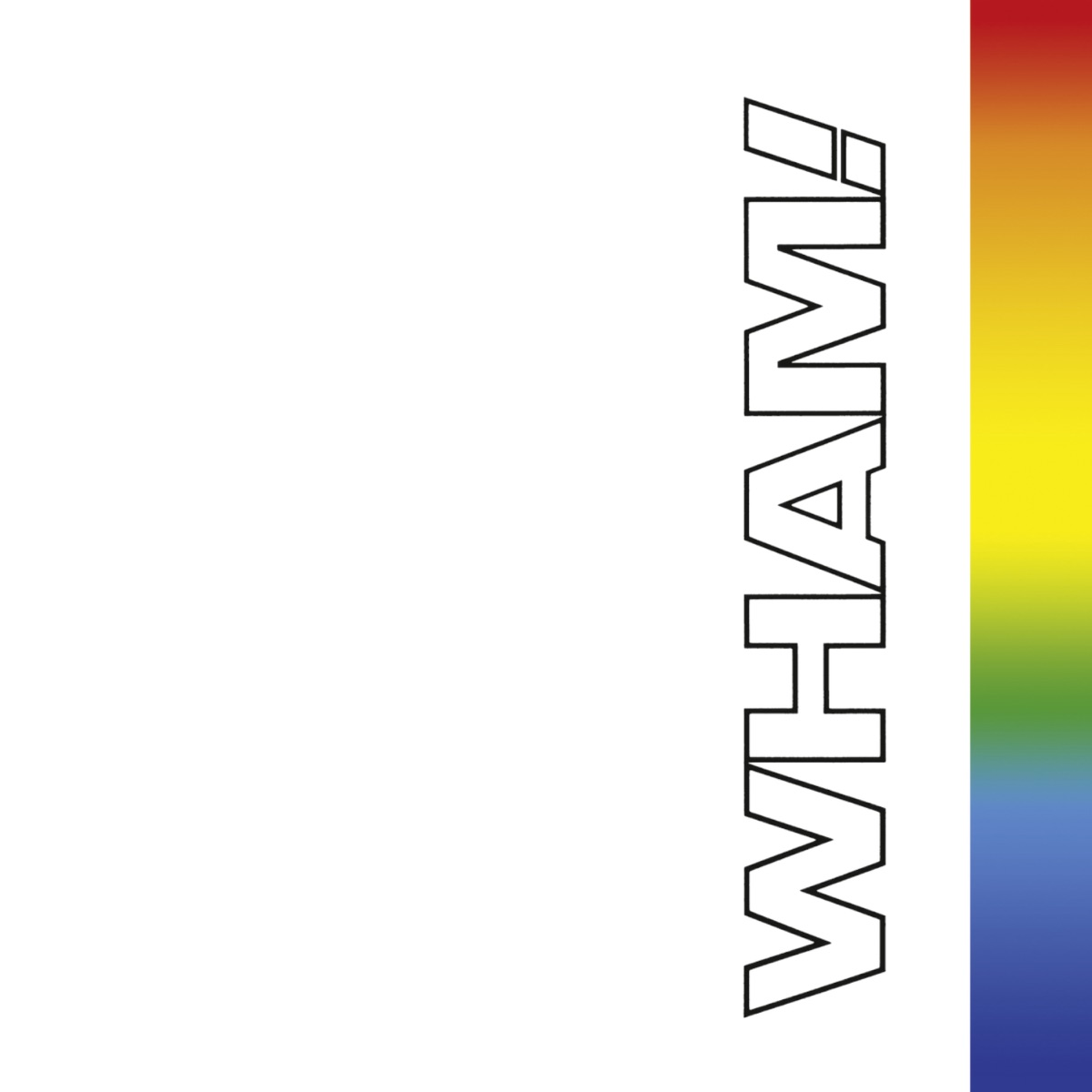 The Final Deluxe Edition Wham CD cover