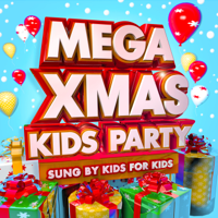 Various Artists - Mega Xmas Kids Party - Sung By Kids For Kids artwork