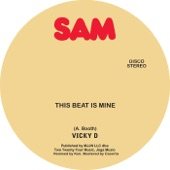 """Vicky D - This Beat Is Mine (12"""" Instrumental Mix)"""