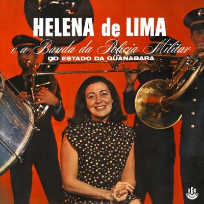 Helena de Lima e a Banda da Polícia Militar do Estado da Guanabara - Helena de Lima