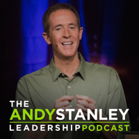 Podcast cover art for Andy Stanley Leadership Podcast