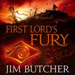 First Lord's Fury: The Codex Alera: Book Six (Unabridged)