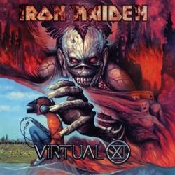 Virtual XI - Iron Maiden Album Cover