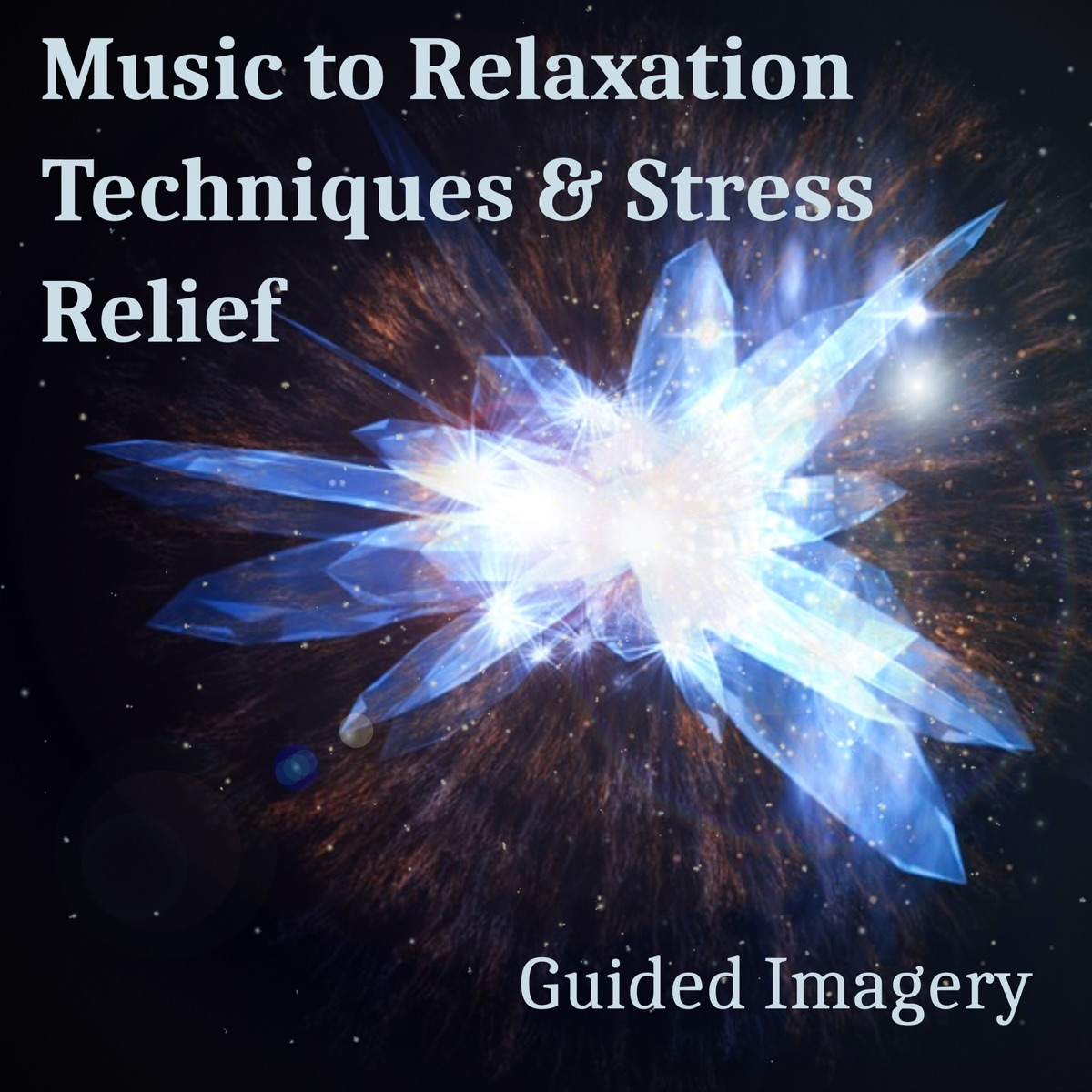 Music to Relaxation Techniques & Stress Relief: Guided