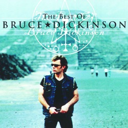 The Best of Bruce Dickinson - Bruce Dickinson Album Cover