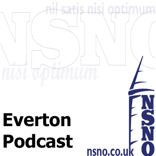 Cover image of Everton podcast