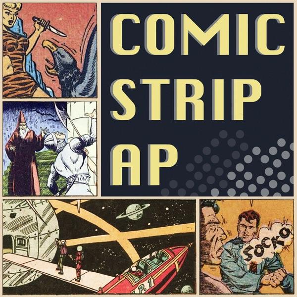 Comic strip reviews