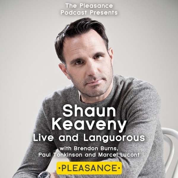 Shaun Keaveny: Live and Languorous at the Pleasance
