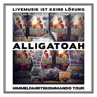 alligatoah album