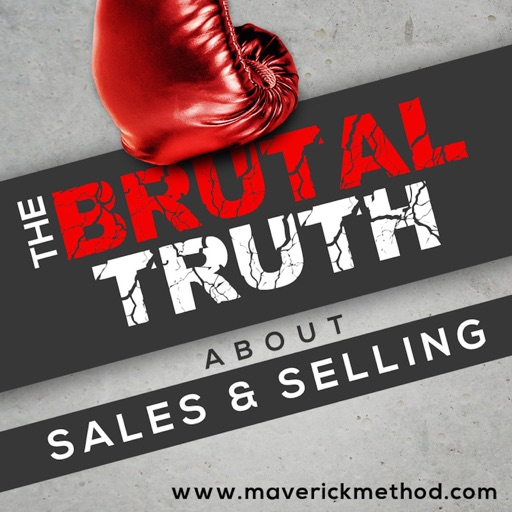 Cover image of The Brutal Truth About Sales & Selling - B2B Social SaaStr Cold Calling SaaS Salesman Advanced Hacker