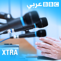 Podcast cover art for BBC Xtra