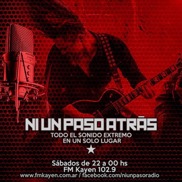 Ni Un Paso Atrás ( Radio )