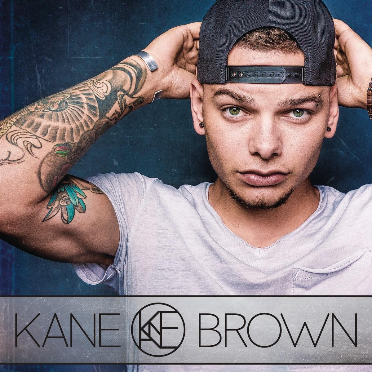 Kane Brown Kane Brown CD cover