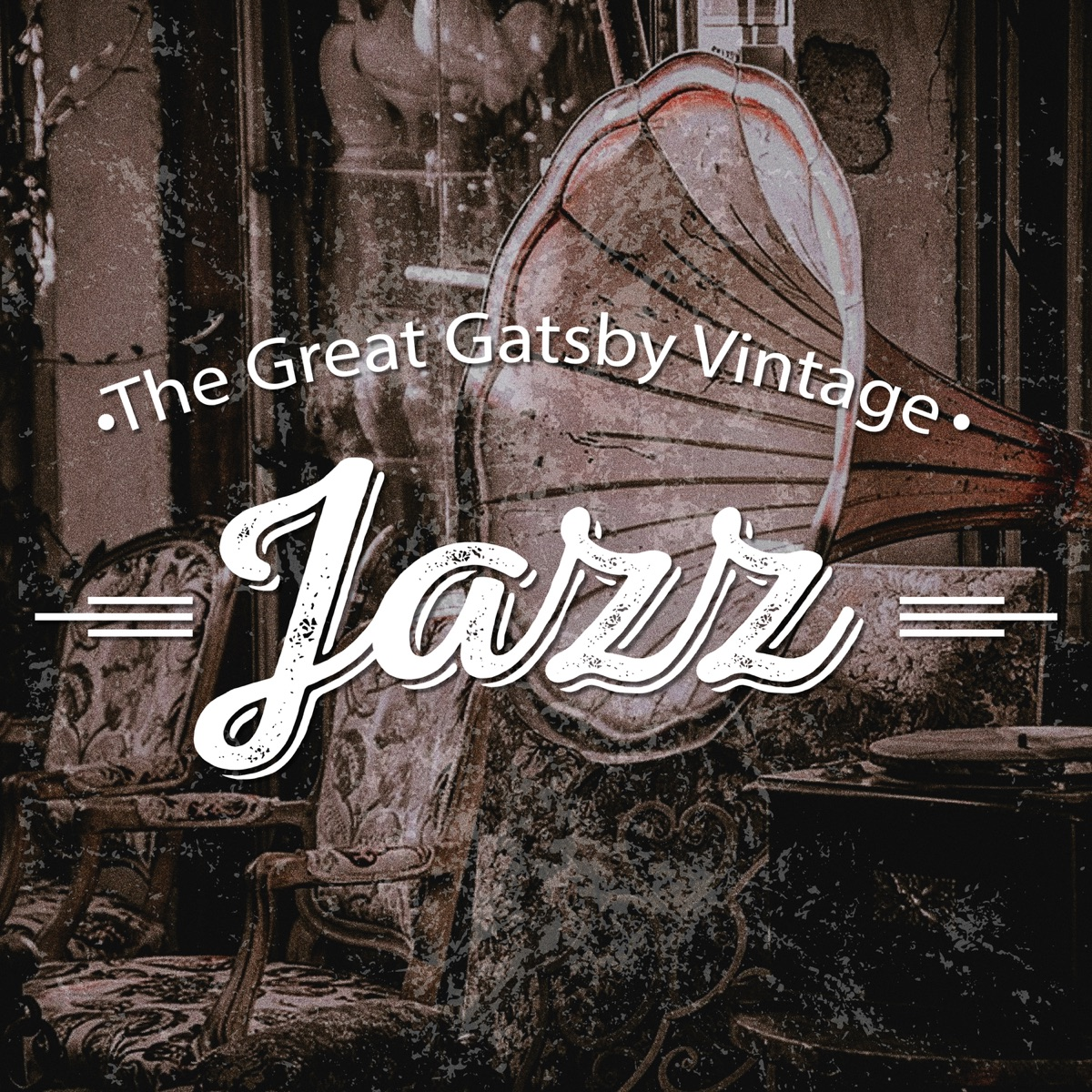 The Great Gatsby Vintage Jazz: Music for 20's Themed Party
