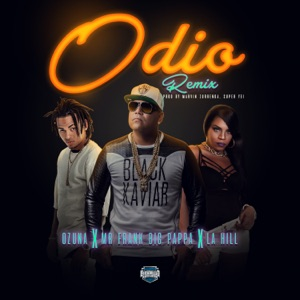 Odio (Remix) [feat. La Hill & Ozuna] - Single Mp3 Download