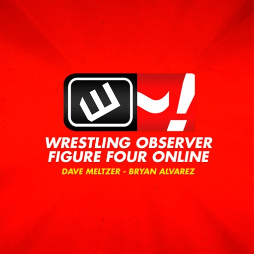 Cover image of Wrestling Observer Figure Four Online