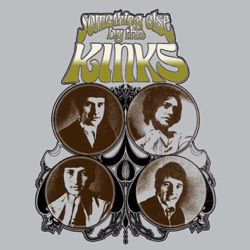 Something Else By the Kinks (Bonus Track Edition) - The Kinks Album Cover