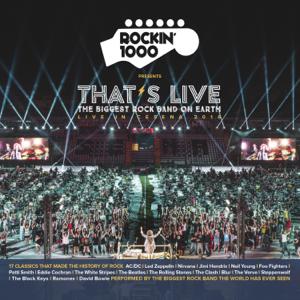 Rockin'1000 - Smells Like Teen Spirit (Live)