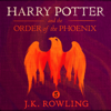 J.K. Rowling - Harry Potter and the Order of the Phoenix, Book 5 (Unabridged)  artwork