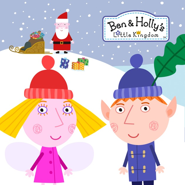 ben hollys little kingdom the north pole on itunes - Ben And Holly Christmas
