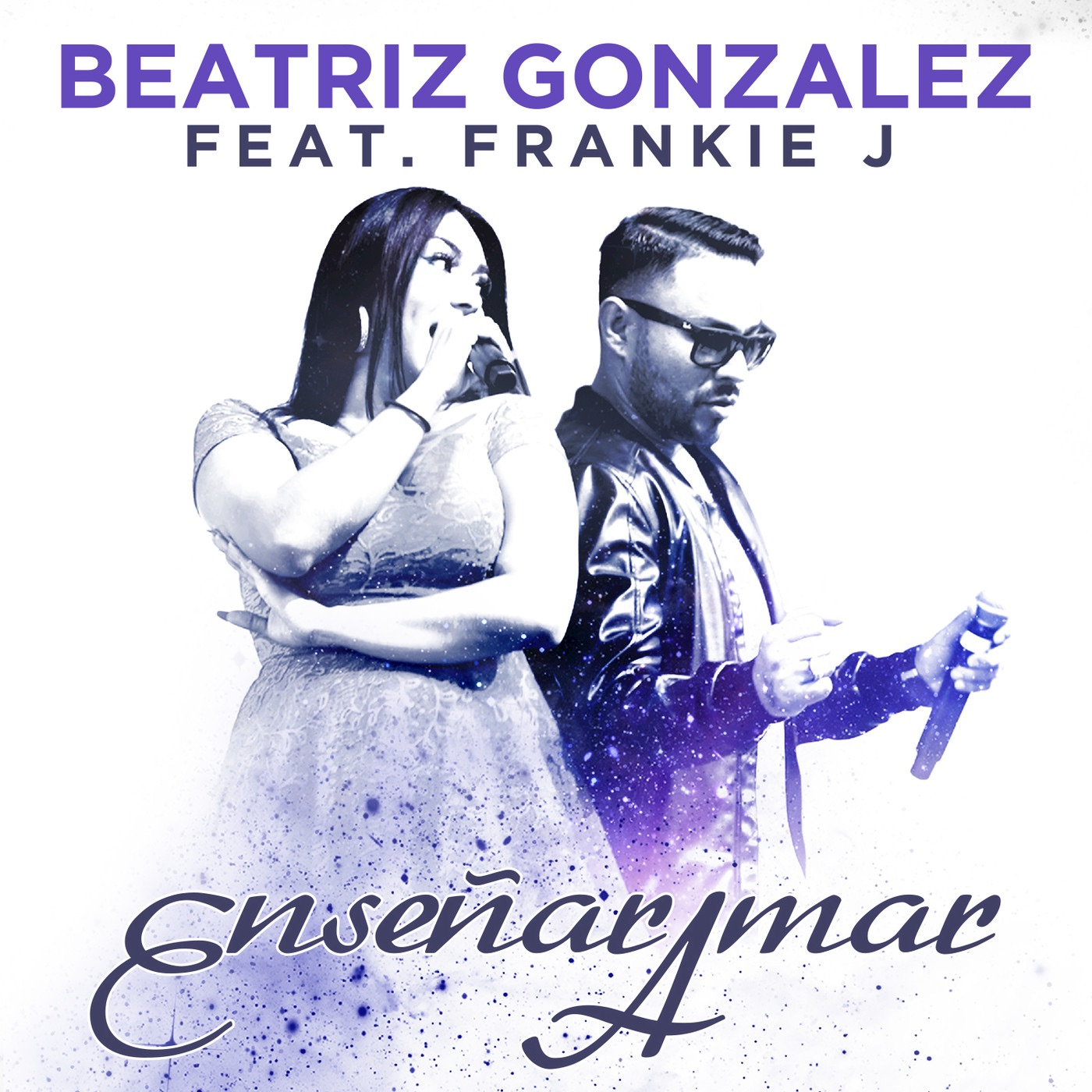 Enseñar Amar (feat. Frankie J) - Single