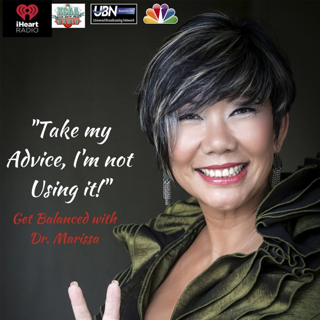 Get Balanced With Dr Marissa Pei By Ubn Radio On Apple Podcasts