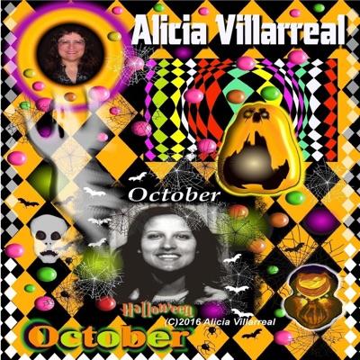 October - EP - Alicia Villarreal