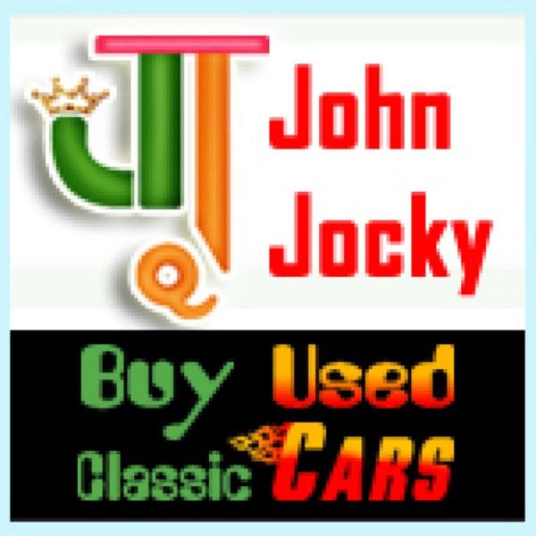 JohnJockey-Buy Used Classic Cars' Podcast