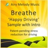 Breathe 'Happy Driving' Sample with Intro - Single - Airy Melody Music
