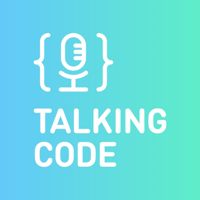 Podcast cover art of Talking Code