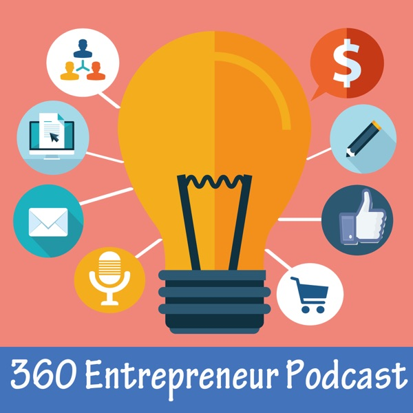 360 Entrepreneur Podcast: The Show for Entrepreneurs, Business-Builders and Small Business Owners