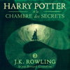 J.K. Rowling - Harry Potter et la Chambre des Secrets (Harry Potter 2) artwork