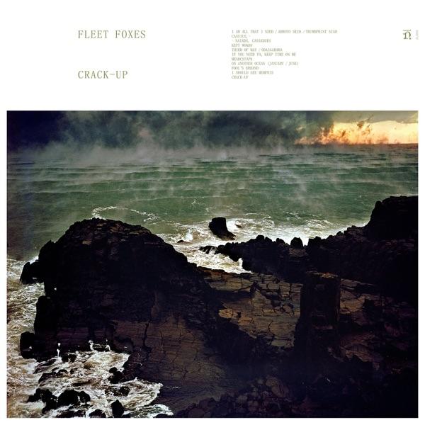 Crack-Up Fleet Foxes album cover