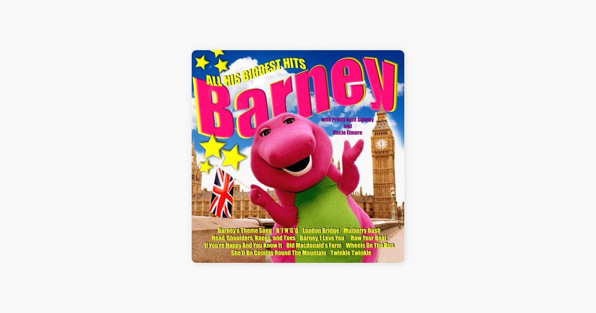 Barney - All His Biggest Hits by Magic Palace