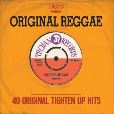 Trojan Presents: Original Reggae - Various Artists album